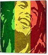 Bob Marley I Canvas Print