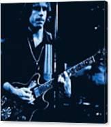 Bob Weir At Winterland 1977 Canvas Print