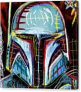 Boba Fett Ll Canvas Print