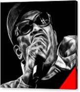 Bobby Womack Collection Canvas Print