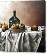 Bodegon Canvas Print