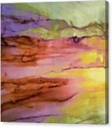 Bodhi -- Enlightenment, Awakening Canvas Print