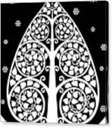Bodhi Tree_v-8 Canvas Print
