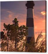 Bodie Island Lighthouse 1 Canvas Print
