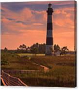 Bodie Island Lighthouse 2 Canvas Print