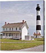 Bodie Lighthouse Nags Head Nc Canvas Print