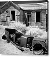 Bodie Time Capsule Canvas Print
