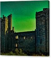 Bodium Castle Panorama Canvas Print