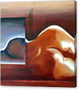 Bodyscape 1 Canvas Print