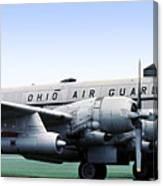 Boeing Kc-97l Stratotanker 22630, Dayton Ohio Canvas Print