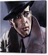 Bogart Canvas Print