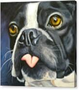 Bogey Canvas Print