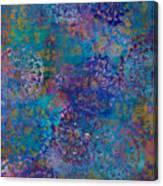 Boho Dandies Canvas Print
