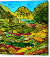 Bohol Pilippines Canvas Print
