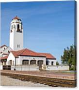 Boise Depot-elevation 2753 Canvas Print