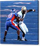 Boise State Great Gerald Alexander Canvas Print