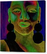Boldly Me #1 Canvas Print