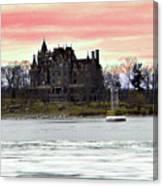 Boldt Castle 12  Canvas Print