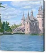 Boldt's Power House Canvas Print