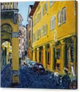 Bologna Galeria Canvas Print