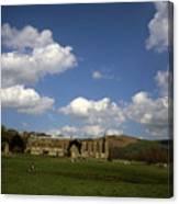 Bolton Abbey Wharfedale Near Skipton North Yorkshire England Canvas Print