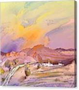 Bolulla 05 Canvas Print