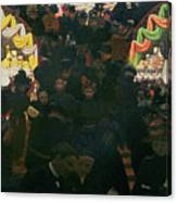 Bon Marche 1898 Canvas Print