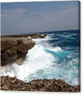 Bonaire North Shore 2 Canvas Print