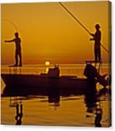 Bone Fishing Florida Keys Canvas Print