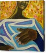 Bongo Man II Canvas Print