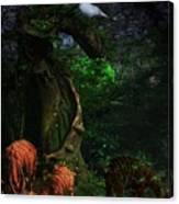 Bongos In Our Dreams-whwf Canvas Print