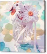 Bonheur En Pot 03 - S02a Canvas Print