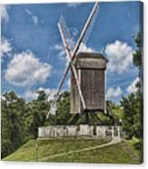 Bonne Chiere Windmill Canvas Print