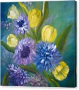 Bonnie Bouquet Canvas Print