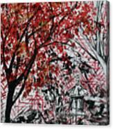 Bonsai And Penjing Museum 2 201732 Canvas Print
