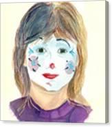 Bonsette - IIi  Inner Child Canvas Print