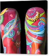 Boogie Shoes 2 Canvas Print