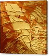 Boomerang - Tile Canvas Print