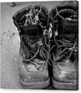 Boots 2 Canvas Print