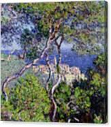 Bordighera Canvas Print