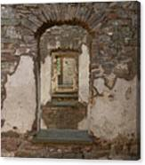 Borgholm Castle Canvas Print