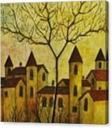 Borgo Antico Canvas Print