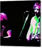 Grateful Dead - Born Cross Eyed Canvas Print