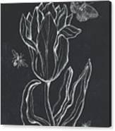 Botanique 4 Canvas Print