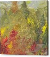 Bosque  Forest Canvas Print