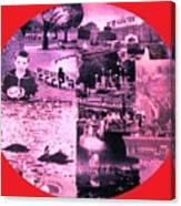 Boston Porthole Canvas Print