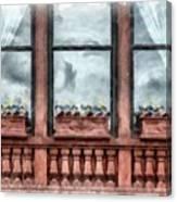 Boston Strong Memorial Back Bay Canvas Print