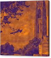 Boston Stump - Old Style Canvas Print