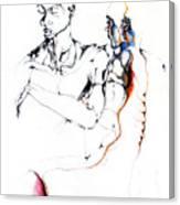 Both Faces Canvas Print