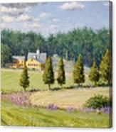 Bothways Farm Canvas Print